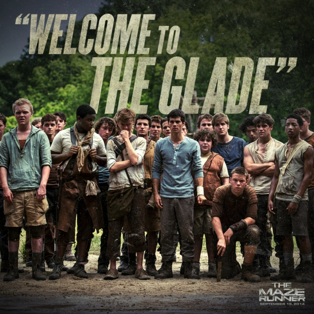 Welcome to World of Gladers Unite!